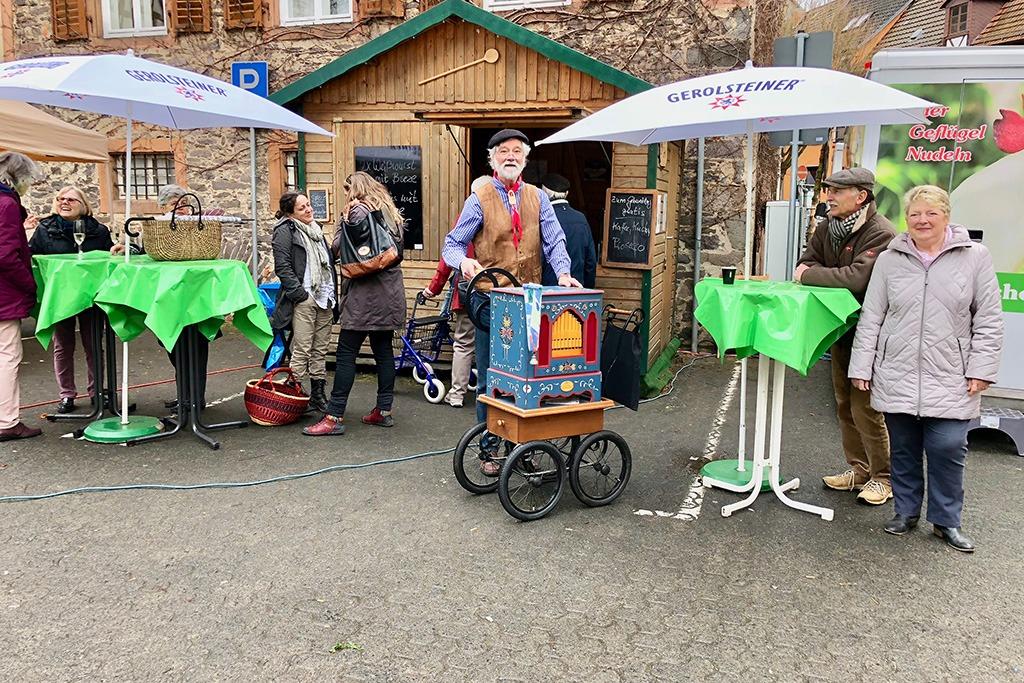 Laubacher Wochenmarkt