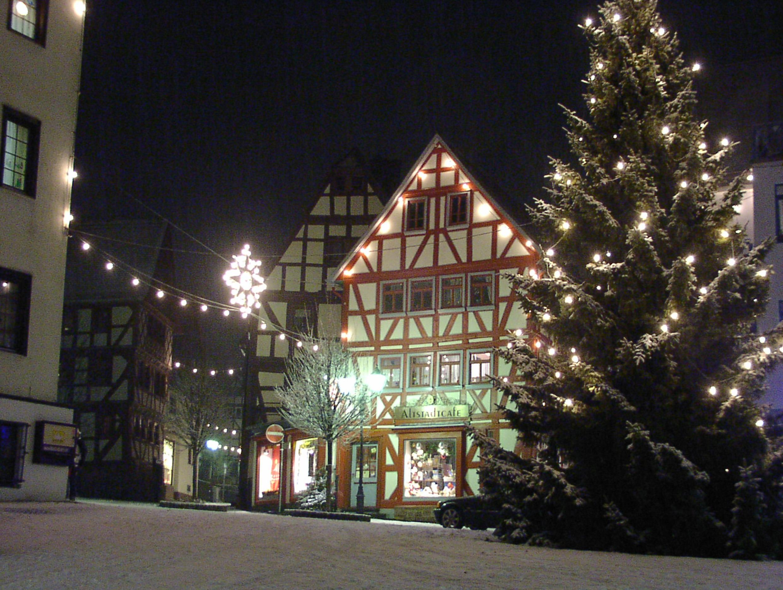 Laubacher Weihnachtsmarkt